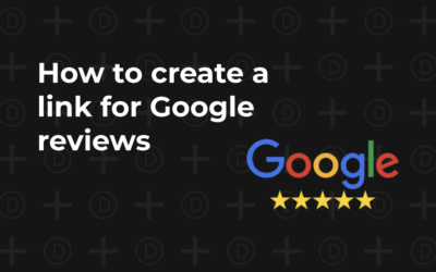 How to create a link for customers to leave Google reviews
